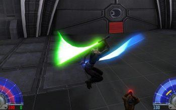 Сильные и слабые стороны Star Wars Jedi Knight: Jedi Academy