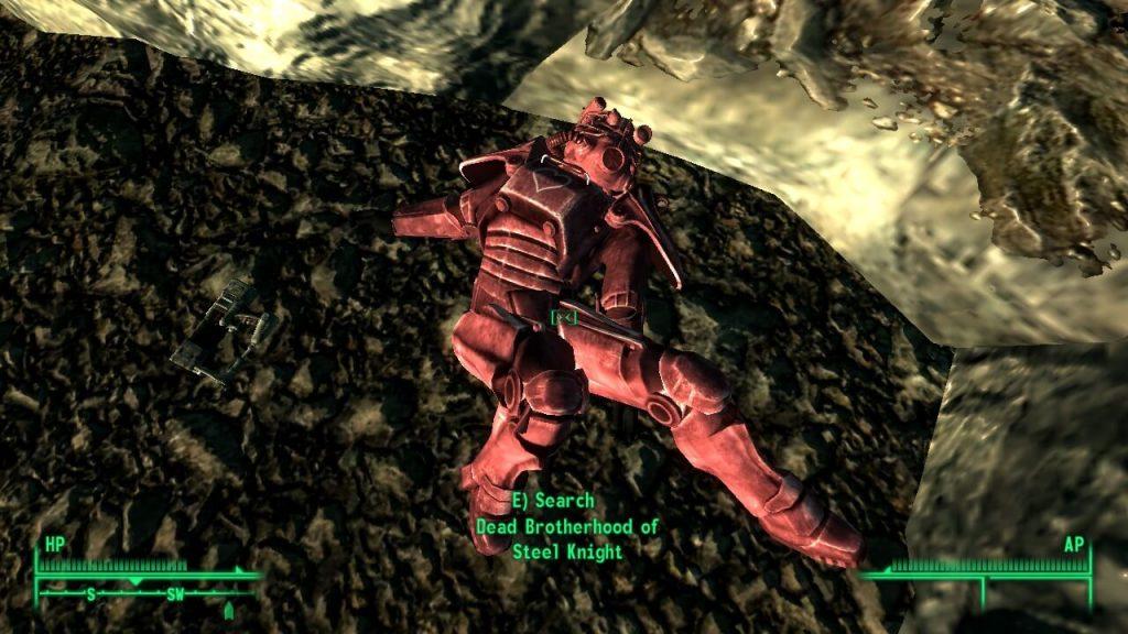 Simply Uncut возвращает в Fallout 3 вырезанных NPC, оружие и броню