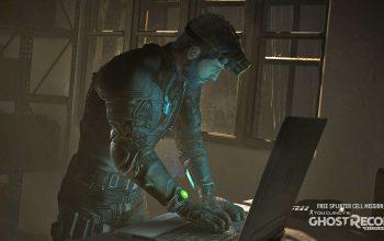 Сэм Фишер из Splinter Cell объединяется с командой из Ghost Recon: Wildlands
