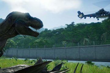 Стала известна дата выхода Jurassic World Evolution