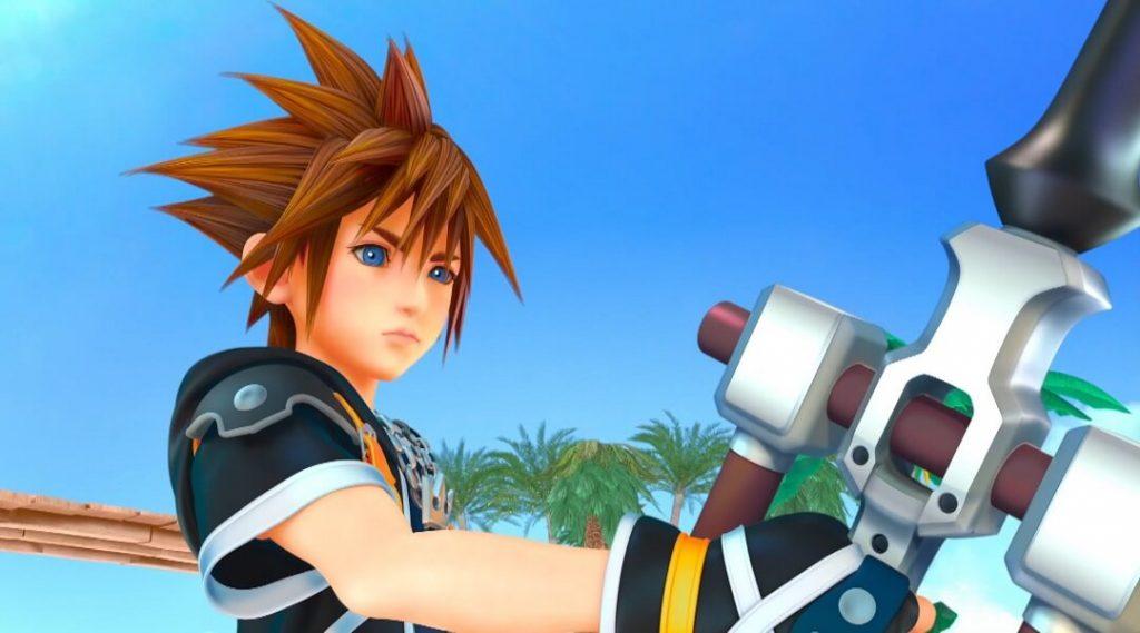 Сора (Kingdom Hearts)