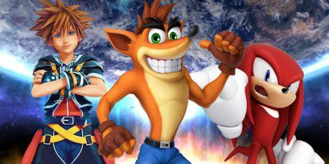 5 персонажей, которых мы хотим увидеть в игре Super Smash Bros.