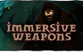 The Elder Scrolls V: Skyrim Immersive Weapons