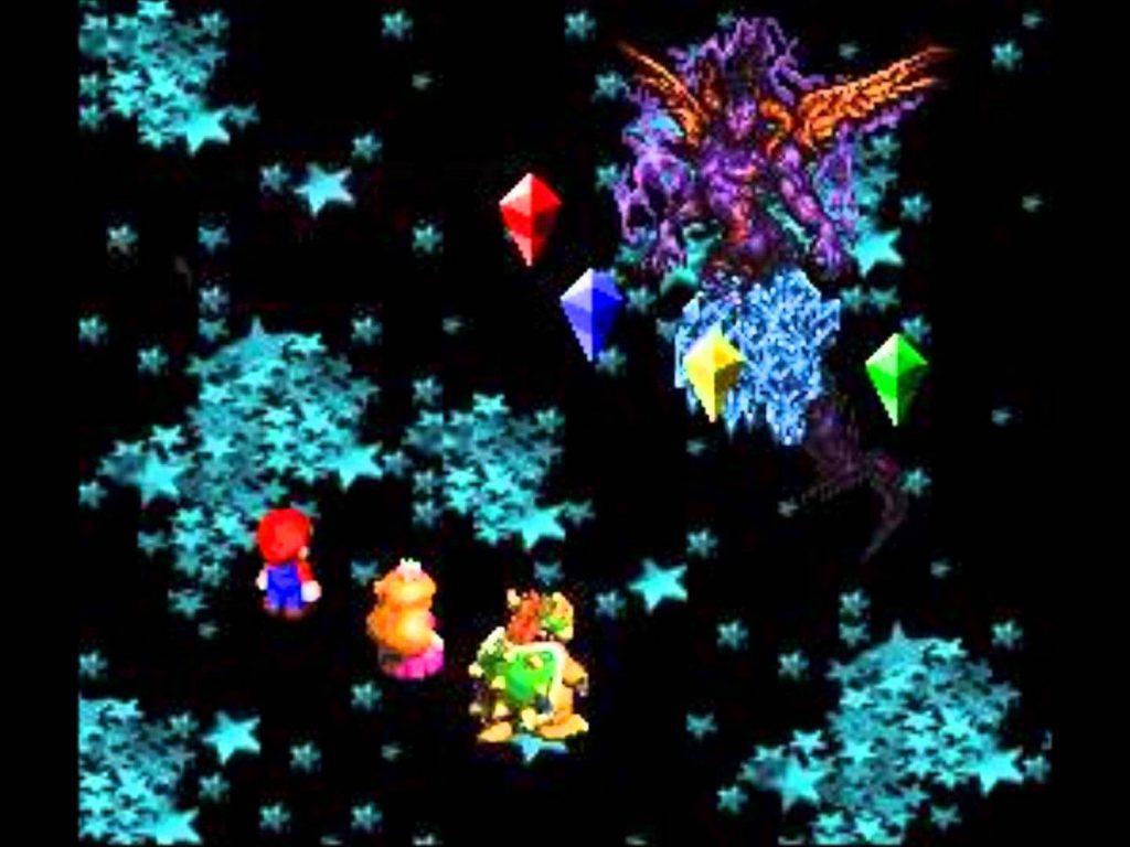 Culex (Super Mario RPG)