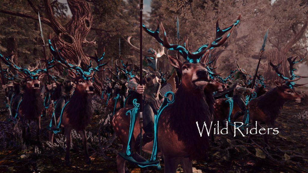 Total War: Warhammer 2 Wood Elves At War