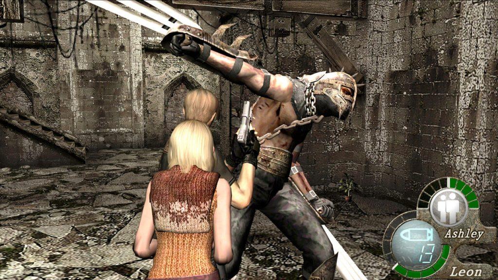 Японец (Resident Evil 4)
