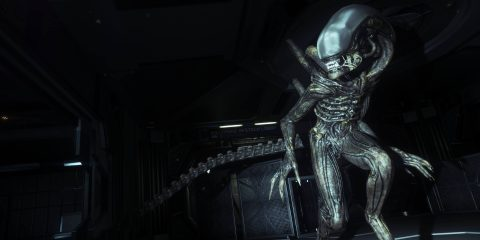 Галерея Alien: Isolation в 4K