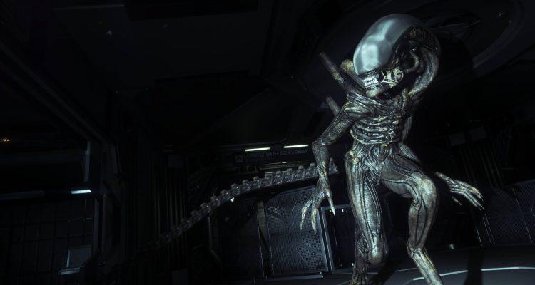 Галерея Alien: Isolation в 4K