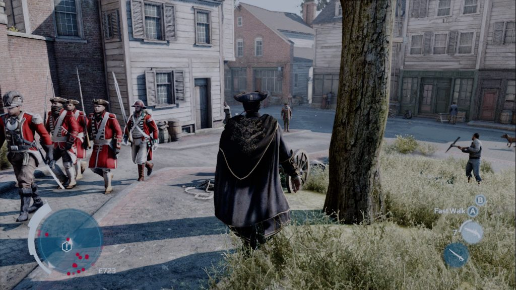 Assassin's Creed III Graphics Mod