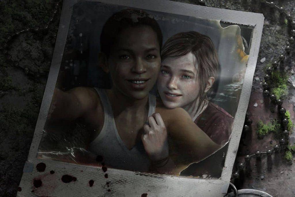 Элли - The Last of Us