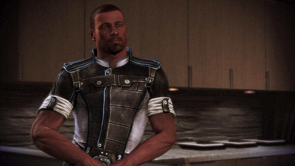 Стивен Кортез - Mass Effect