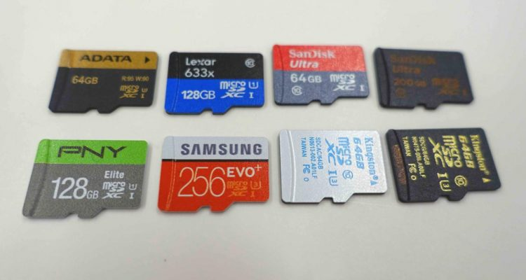 Самые лучшие SD карты для Nintendo Switch