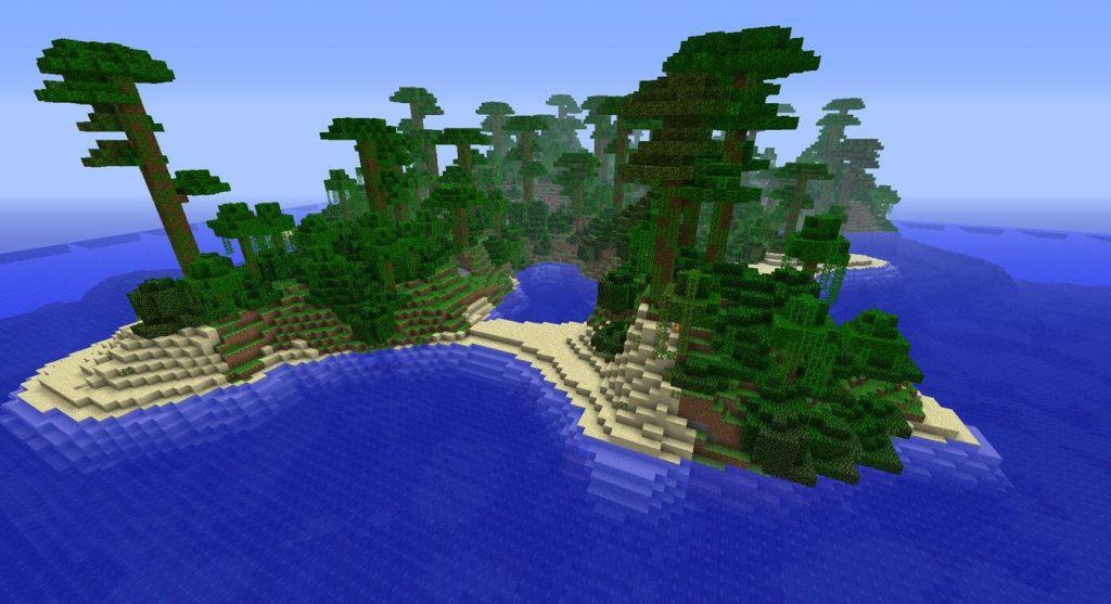 Оазис в джунглях