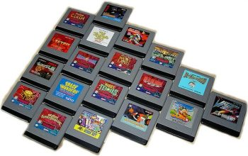 5 лучших игр для Virtual Boy