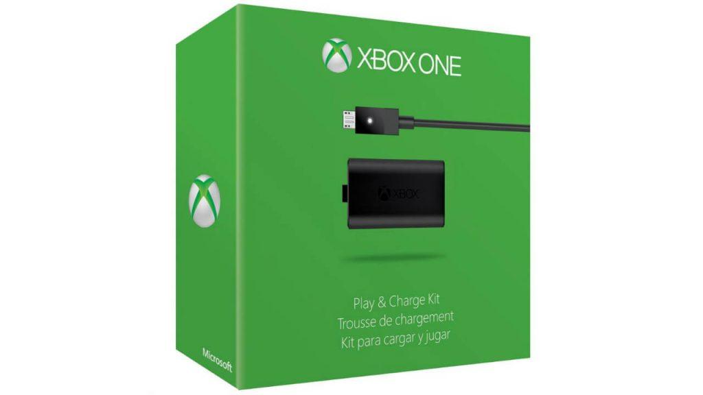 Зарядный набор для контроллера Xbox One