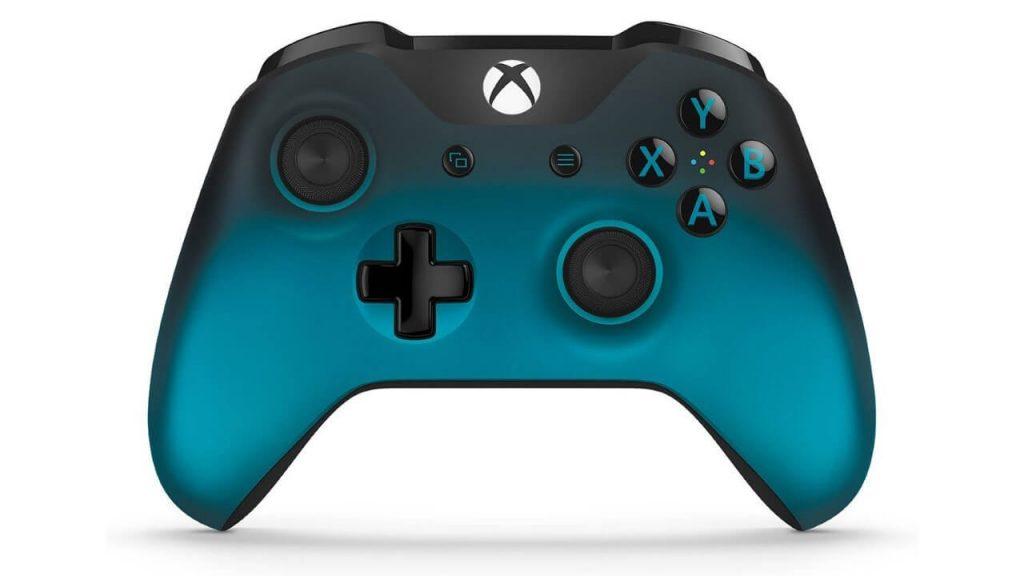 Серо-зелёный беспроводной контроллер Xbox One