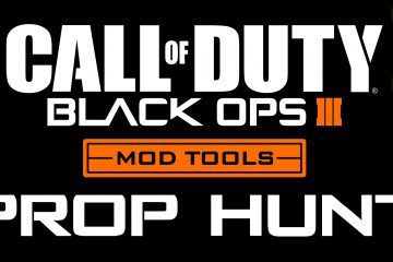 Call of Duty: Black Ops III Prop Hunt Mod