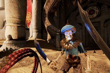 City of Brass, сделанный бывшими разработчиками Bioshock, открыт для раннего доступа