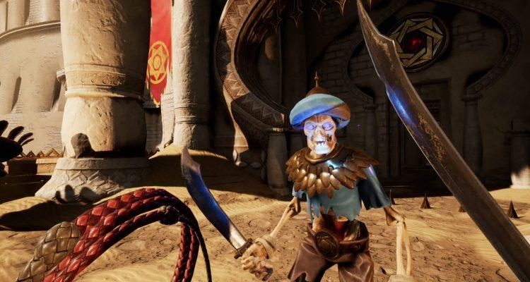 City of Brass, сделанный бывшими разработчиками Bioshock