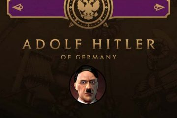 Civilization VI Hitler of Germany