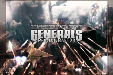 Command & Conquer: Generals Zero Hour Project Raptor 9