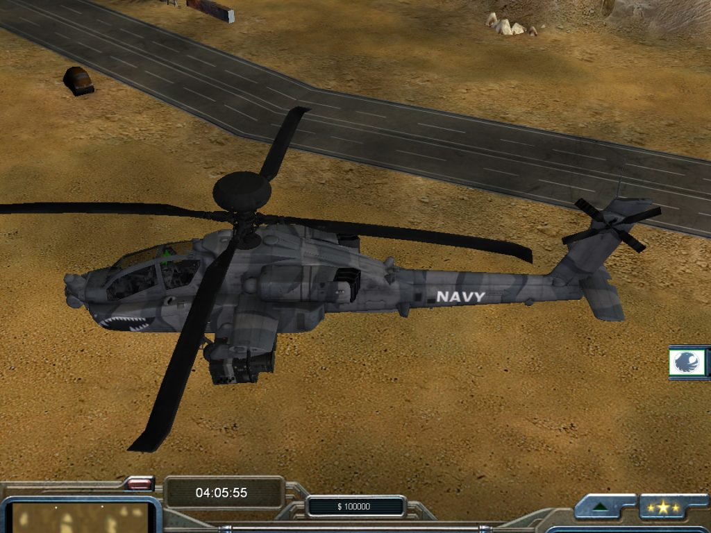 Command & Conquer: Generals Zero Hour SymBioz Desert Rose