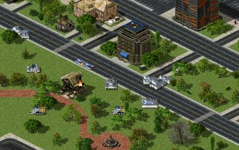 Command & Conquer Red Alert 2 Scorched Earth