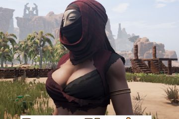 Conan Exiles Breast Physics