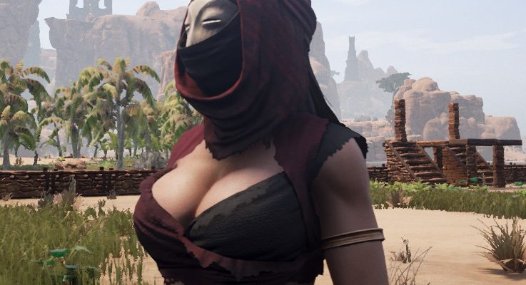 Conan Exiles Breast Physics