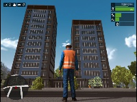 Construction Simulator 2015 Hochhaus