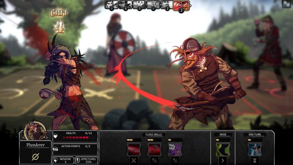 Обзор игры Dead in Vinland