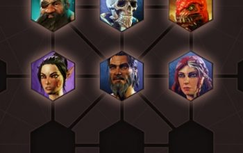 Divinity: Original Sin 2 Expanded party
