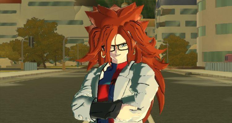 Dragon Ball Xenoverse 2 Android N21