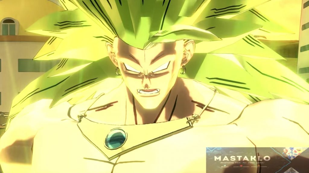 Dragon Ball Xenoverse 2 Broly SS3