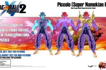 Dragon Ball Xenoverse 2 Piccolo