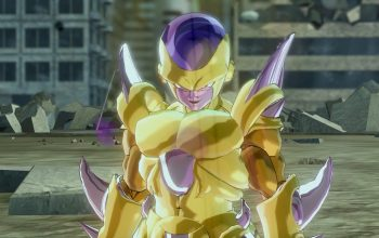 Dragon Ball Xenoverse 2 Super Golden Frieza