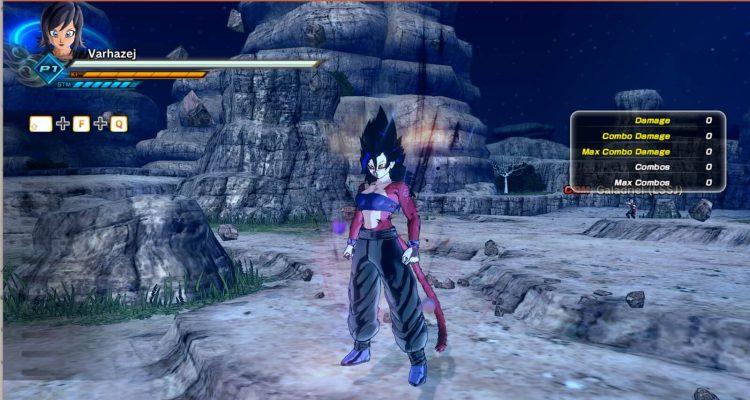 Dragon Ball Xenoverse 2 Super Saiyan 4