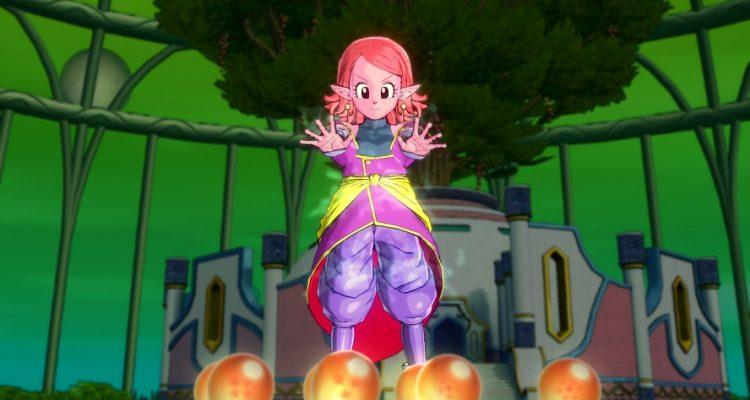 Dragon Ball Xenoverse 2 Super Soul GoDMoDe