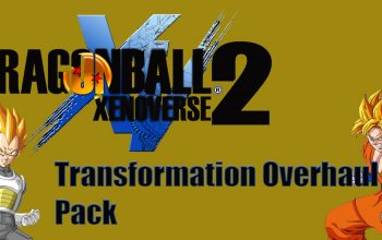 Dragon Ball Xenoverse 2 Transformation Overhaul Pack