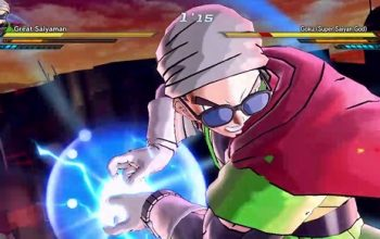 Dragon Ball Xenoverse 2 XV2 Moveset Pack For CAC'S