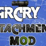 Far Cry 4 Attachments Mod