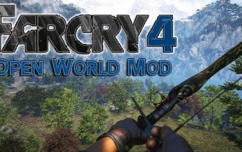 Far Cry 4 Open World Mod