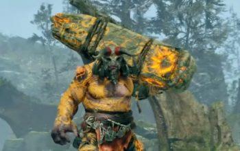 God of War - Как победить тролля?