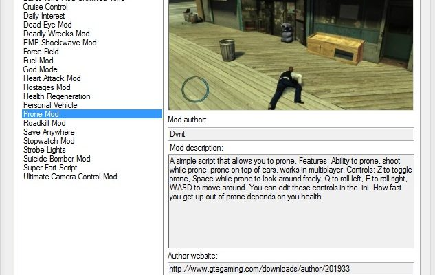 Grand Theft Auto IV Mod Manager