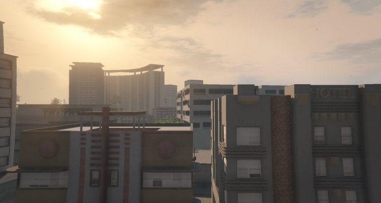 Grand Theft Auto V Vice City: Remastered