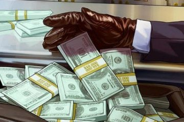 GTA 5 заработала 6 миллиардов долларов
