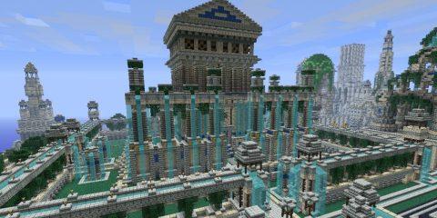10 невероятных творений в Minecraft