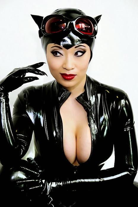 Йайа Хэн — королева американского косплея