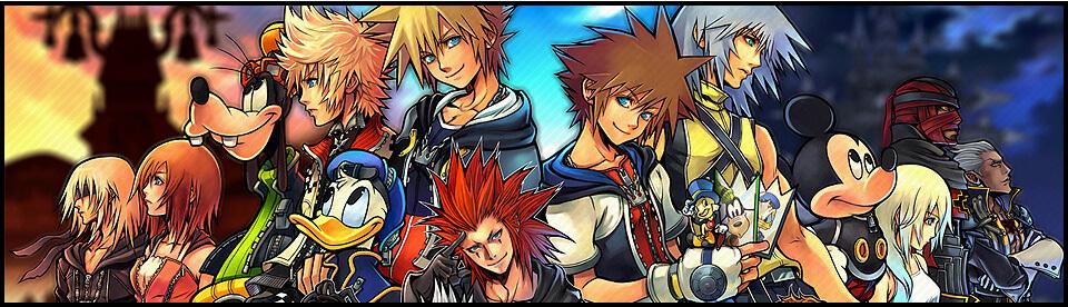 Kingdom Hearts 1.5 + 2.5 Remix & Kingdom Hearts 2.8
