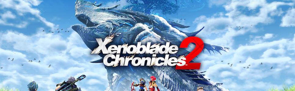 Xenoblade Chronicles 1, 2 & X